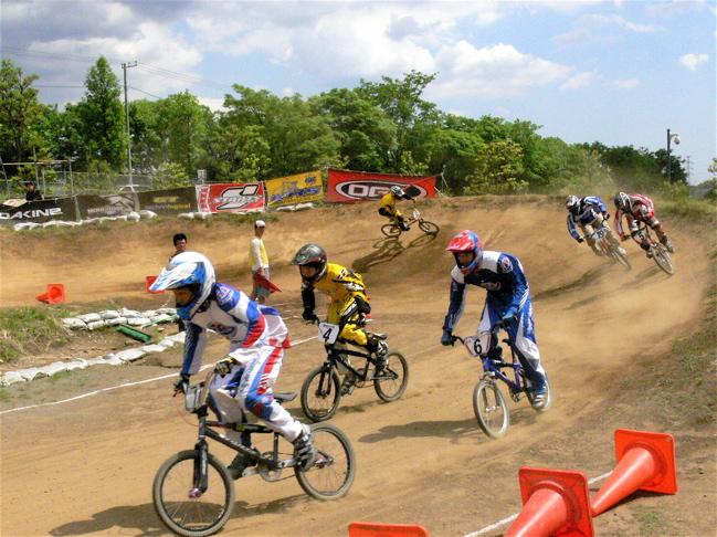 2007緑山JOSF Spring NationalsレースレースVOL4 BMXエキスパートクラス予選〜準決勝画像垂れ流し_b0065730_21112966.jpg