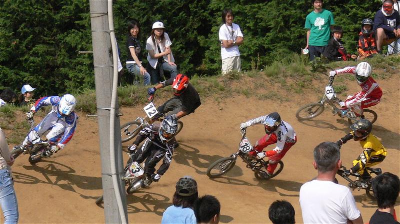 2007緑山JOSF Spring NationalsレースレースVOL4 BMXエキスパートクラス予選〜準決勝画像垂れ流し_b0065730_21183543.jpg