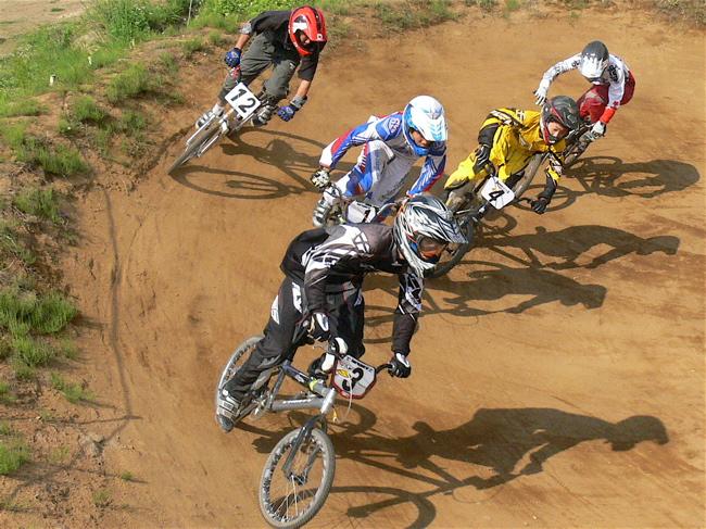 2007緑山JOSF Spring NationalsレースレースVOL4 BMXエキスパートクラス予選〜準決勝画像垂れ流し_b0065730_21193492.jpg