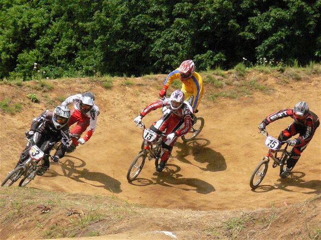 2007緑山JOSF Spring NationalsレースレースVOL4 BMXエキスパートクラス予選〜準決勝画像垂れ流し_b0065730_212409.jpg