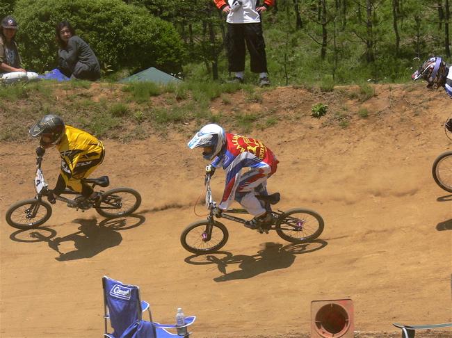 2007緑山JOSF Spring NationalsレースレースVOL4 BMXエキスパートクラス予選〜準決勝画像垂れ流し_b0065730_2185564.jpg