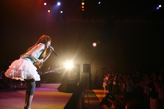 タイナカサチ初のワンマンライブ「LIVE 2007 ~Dear...~」大成功!!_e0025035_135385.jpg