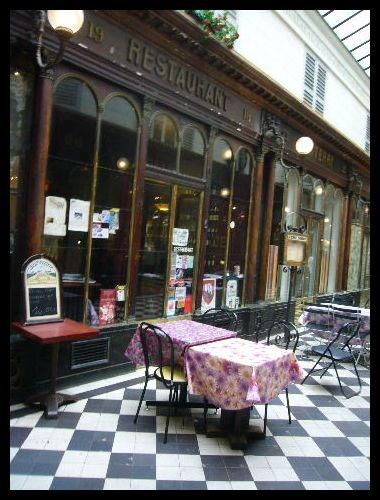 ■パッサージュのキャフェ&レストラン(パリ)_a0014299_72078.jpg