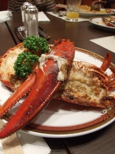 「福岡 SEA HAWK(シーホーク)ホテルのディナーブッフェ」_a0000029_416381.jpg