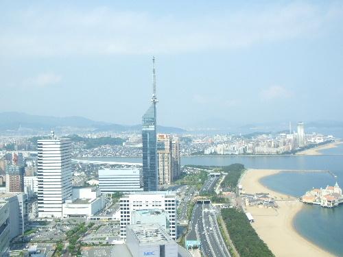 「福岡 SEA HAWK(シーホーク)ホテルのディナーブッフェ」_a0000029_4302153.jpg