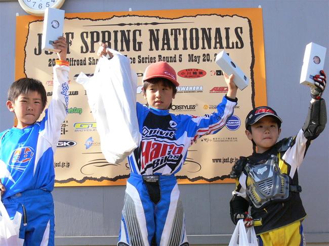 2007緑山JOSF Spring NationalsレースVOL9 ミルキー6アンダー〜ミルキー8クラス決勝画像垂れ流し_b0065730_2320176.jpg