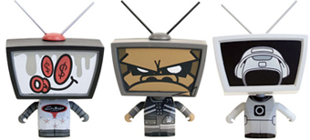 TV Heads by Maxim (L), Sket-One (C) and Tim Tsui (R)_e0118156_12411929.jpg