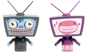TV Heads  by Skwak (L) and Colorblok (R)_e0118156_12512818.jpg