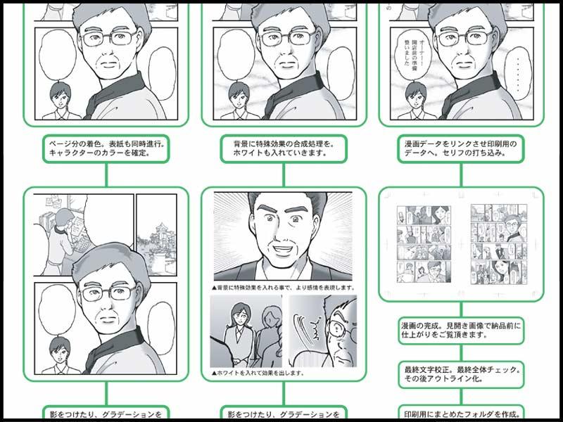 漫画制作・工程表づくり。_f0119369_16405349.jpg