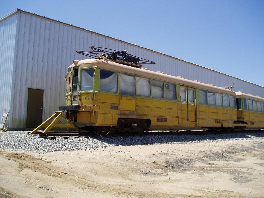 お気楽アメリカ紀行(2)~オレンジエンパイア鉄道博物館・その1_f0030574_3352352.jpg