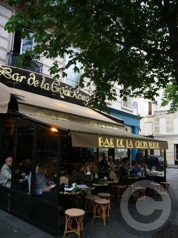 ■街角のキャフェ(サンジェルマン界隈)PARIS_a0014299_7341957.jpg
