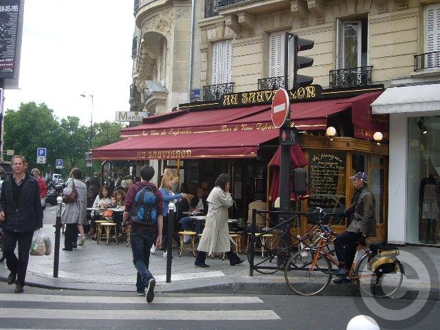 ■街角のキャフェ(サンジェルマン界隈)PARIS_a0014299_7343353.jpg