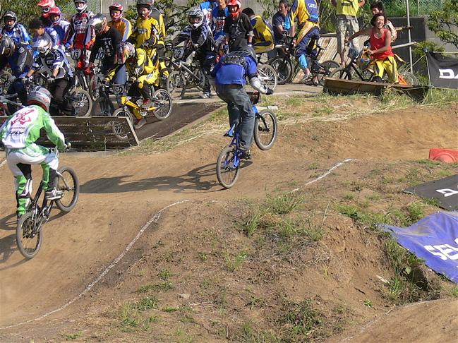 2007緑山JOSF Spring NationalsレースVOL11 14オーバー、30オーバー、マスターズクラス決勝画像垂れ流し_b0065730_20534975.jpg