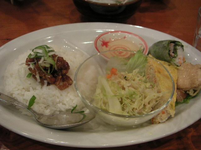 【三宮】thang cafe(タン・カフェ)_d0068879_1037180.jpg