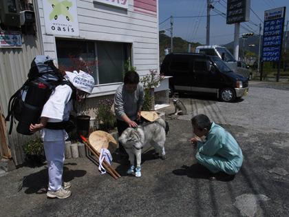 春遍路 第2弾 4月14日 松尾峠をこえて_c0049299_21152390.jpg