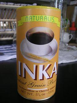 インカコーヒーとたんぽぽコーヒー_e0105047_1162784.jpg