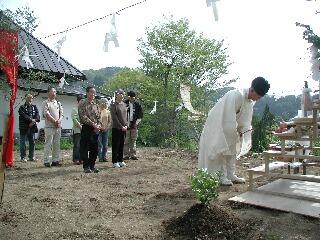 山村の家増築工事_f0117498_10242722.jpg