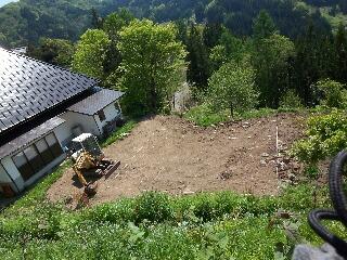 山村の家増築工事_f0117498_1025385.jpg