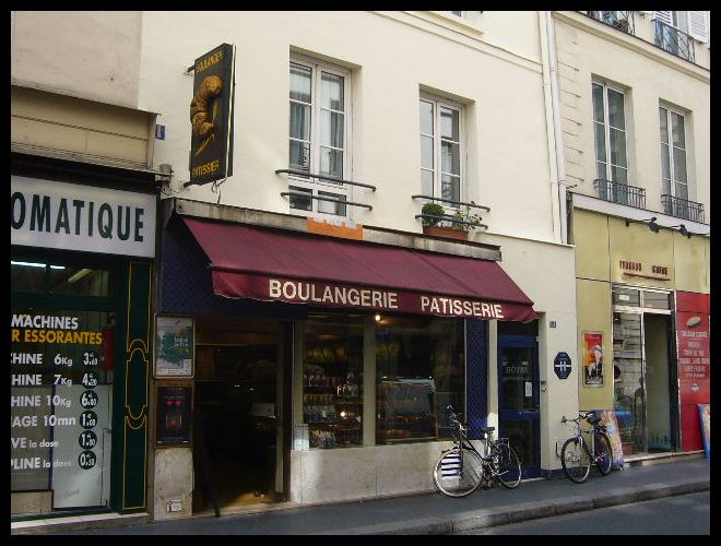 ■パリで一番古い?パン屋(パリ)_a0014299_220882.jpg