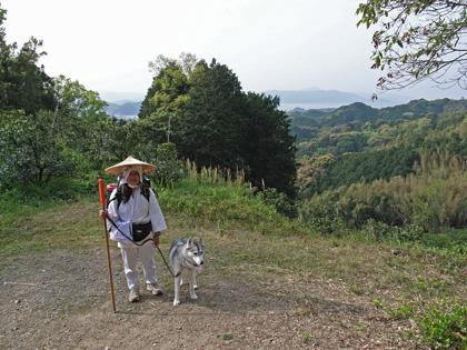 春遍路 第2弾 4月14日 松尾峠をこえて_c0049299_11173991.jpg