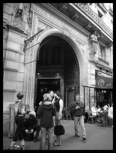 【パッサージュ】Cour du Commerce ST ANDRE(パッサージュ)_a0008105_5534182.jpg