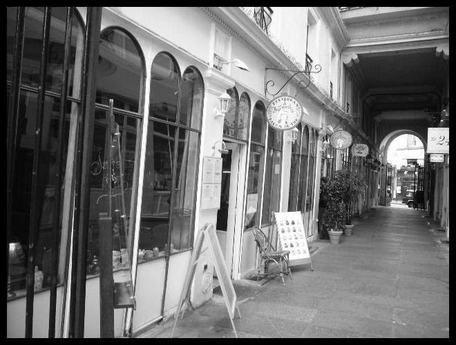 【パッサージュ】Cour du Commerce ST ANDRE(パッサージュ)_a0008105_5542530.jpg