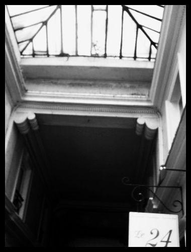 【パッサージュ】Cour du Commerce ST ANDRE(パッサージュ)_a0008105_5551644.jpg