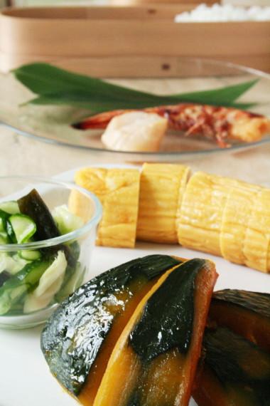 魚久の京粕漬けがメインのお弁当_d0004651_88383.jpg