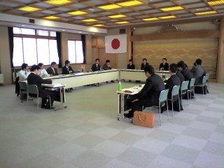 北陸神道青年協議会理事会が開催されました。_f0136366_1255897.jpg