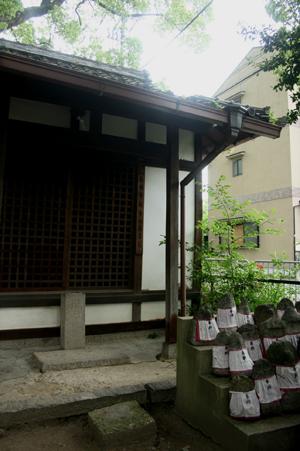 洛西観音巡礼<第21番 念仏山 長福寺>_a0045381_234435.jpg