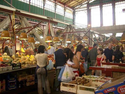 一周年記念!イタリアの市場その1 フィレンツェ_b0107003_1391265.jpg
