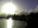 田貫湖と朝日富士_b0008655_6231714.jpg