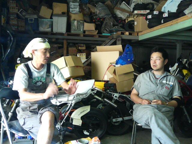 ワンランク上のミニモトライダーBIG対談!!_a0093068_2112841.jpg