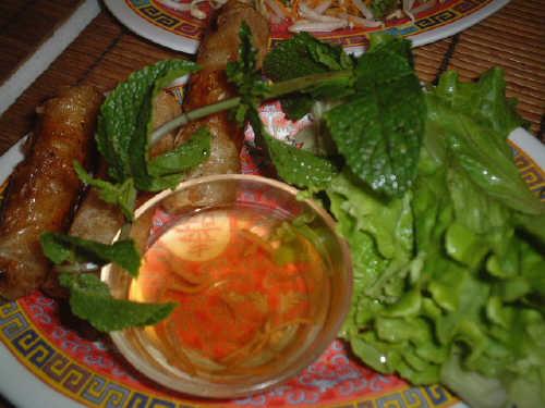 【レストラン】Phénix d\'Orヴェトナム料理屋(ボルドー)_a0014299_234237.jpg