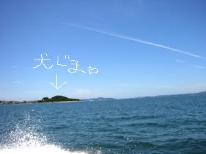 『犬島時間』草刈り編_a0017350_23551068.jpg