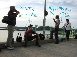 『犬島時間』草刈り編_a0017350_23561698.jpg