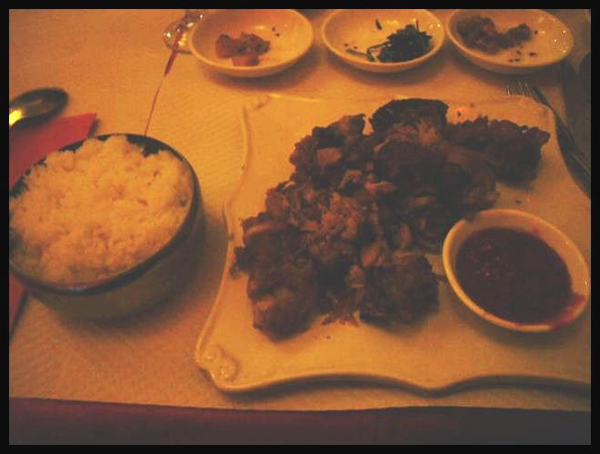 ■中華風韓国料理(パリ)_a0014299_2216315.jpg