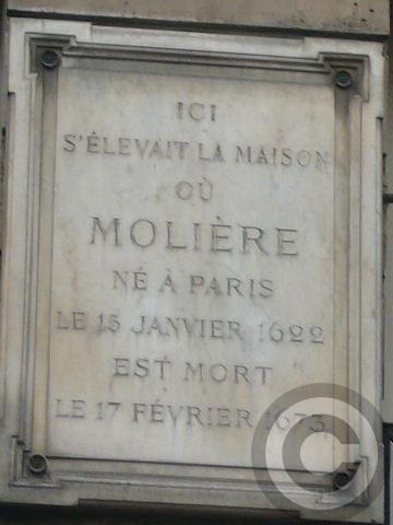 ■モリエール(パリ)_a0008105_457712.jpg
