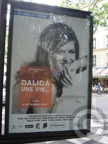 ■ダリダ展Dalida, une vie...(パリ)_a0008105_518997.jpg