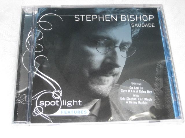 STEPHEN BISHOP / SAUDADE_b0042308_0372898.jpg