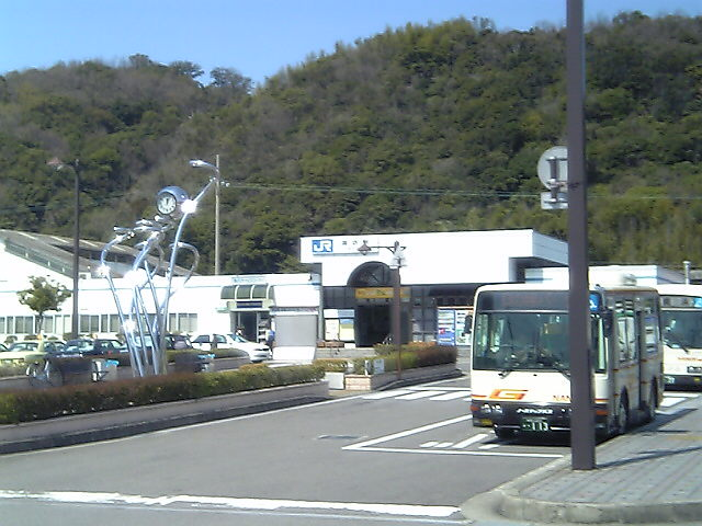 AIR 聖地巡礼の旅 -和歌山県日高...