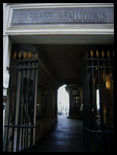 ■Le passage Beaujolais(パッサージュ)_a0008105_203472.jpg