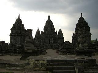 プランバナン寺院あたり - サリ寺院、プラオサン寺院、セウ寺院_f0011059_17283226.jpg