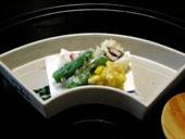 久しぶりの日本料理でした。_d0110462_1811017.jpg