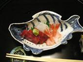久しぶりの日本料理でした。_d0110462_1854648.jpg