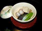久しぶりの日本料理でした。_d0110462_1885480.jpg