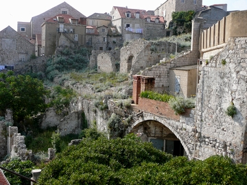 Dubrovnik-城壁の内側編_b0105201_2573072.jpg