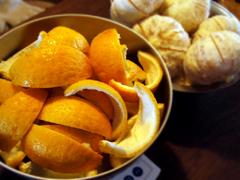 夏みかんジャムとオレンジピールを作る_c0110869_003190.jpg