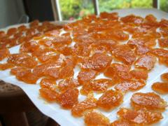 夏みかんジャムとオレンジピールを作る_c0110869_01532.jpg