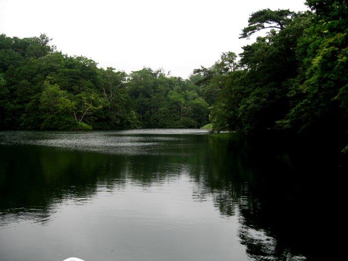 東北夏祭り編(15):十二湖(06.8)_c0051620_19494073.jpg